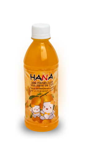 Напиток Hana Orange(360 ml)
